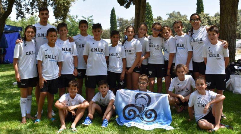 C.N. Las Gabias destaca en el XXX Campeonato Andalucía Jóvenes Nadadores