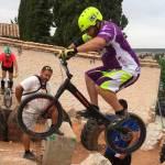 Huétor Vega coloca al rojo vivo el Campeonato de Andalucía en TrialBici