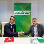 Coviran ratifica su compromiso con la Fundación CB Granada