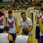El Coviran Granada pierde durante el test de pretemporada en Almansa