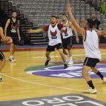 Coviran Granada inicia una semana más corta de entrenamientos
