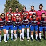 El Granada CF Femenino estrena temporada oficial con derrota en Cáceres