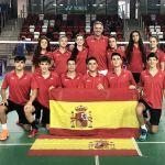 El Campeonato de Europa Sub 17 Badminton tiene representación granadina