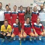 El segundo triunfo sube al casillero de Albolote Futsal femenino