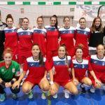 Albolote Futsal femenino sigue con pleno de victorias en la competición