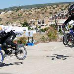 Alejandro Pereira luce en el cierre de la Copa Andalucía BMX 2019
