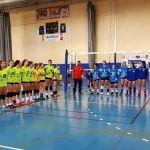 La dinámica positiva continúa en las filas de Opportunity CDU Atarfe de voleibol femenino