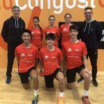 La nueva categoría comienza productiva para el Club Bádminton Ogíjares – Granada