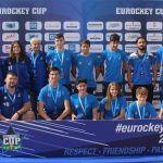 El Club Hockey Patín Cájar participa con éxito en el Eurohockey Sub 17