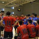 El Club Deportivo Universidad de Granada en voleibol masculino descubre el camino al triunfo