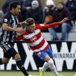 El Recreativo Granada merece más que una derrota ante el FC Cartagena en la Ciudad Deportiva