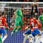 El minuto final rompe el equilibrio y el esfuerzo colectivo del Granada CF a favor de la Real Sociedad