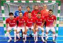 Albolote Futsal masculino ganó en un mar de goles ante Futsal Montevive Alhendín