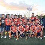 Lions Flag juega el Torneo Invitacional Valenciano 2019