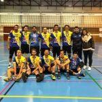 El Club Voleibol Sermud Armilla no pudo solventar con éxito su encuentro de Primera Andaluza