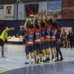 El Club Balonmano Maracena La Esquinita de Javi sigue líder con paso firme