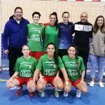 Equilibrio en el marcador para Albolote Futsal femenino actuando como visitante