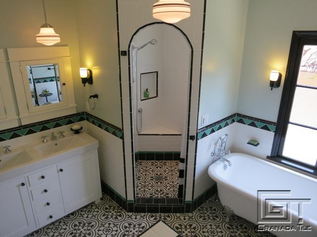cement tile is the best tile flooring