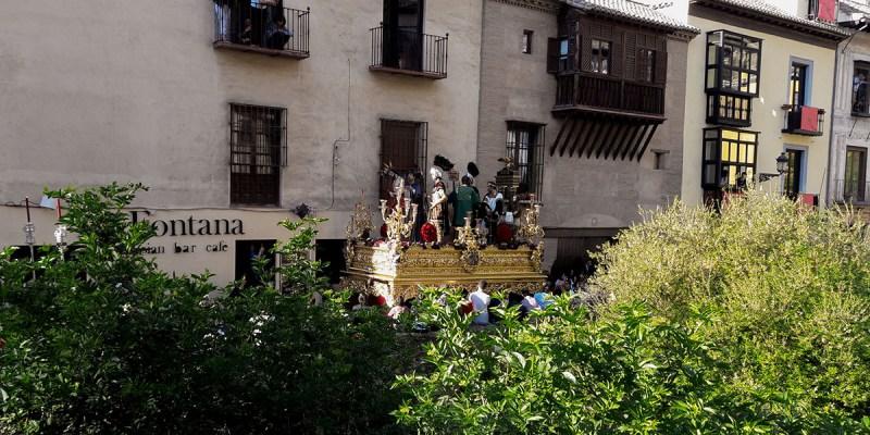 Semana Santa de Granada 2018 procesiones