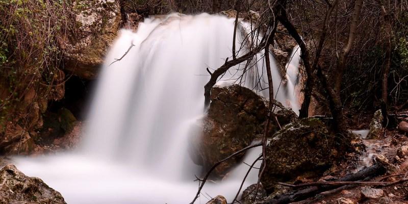 Cascadas de Prado Negro Sierra de Huétor