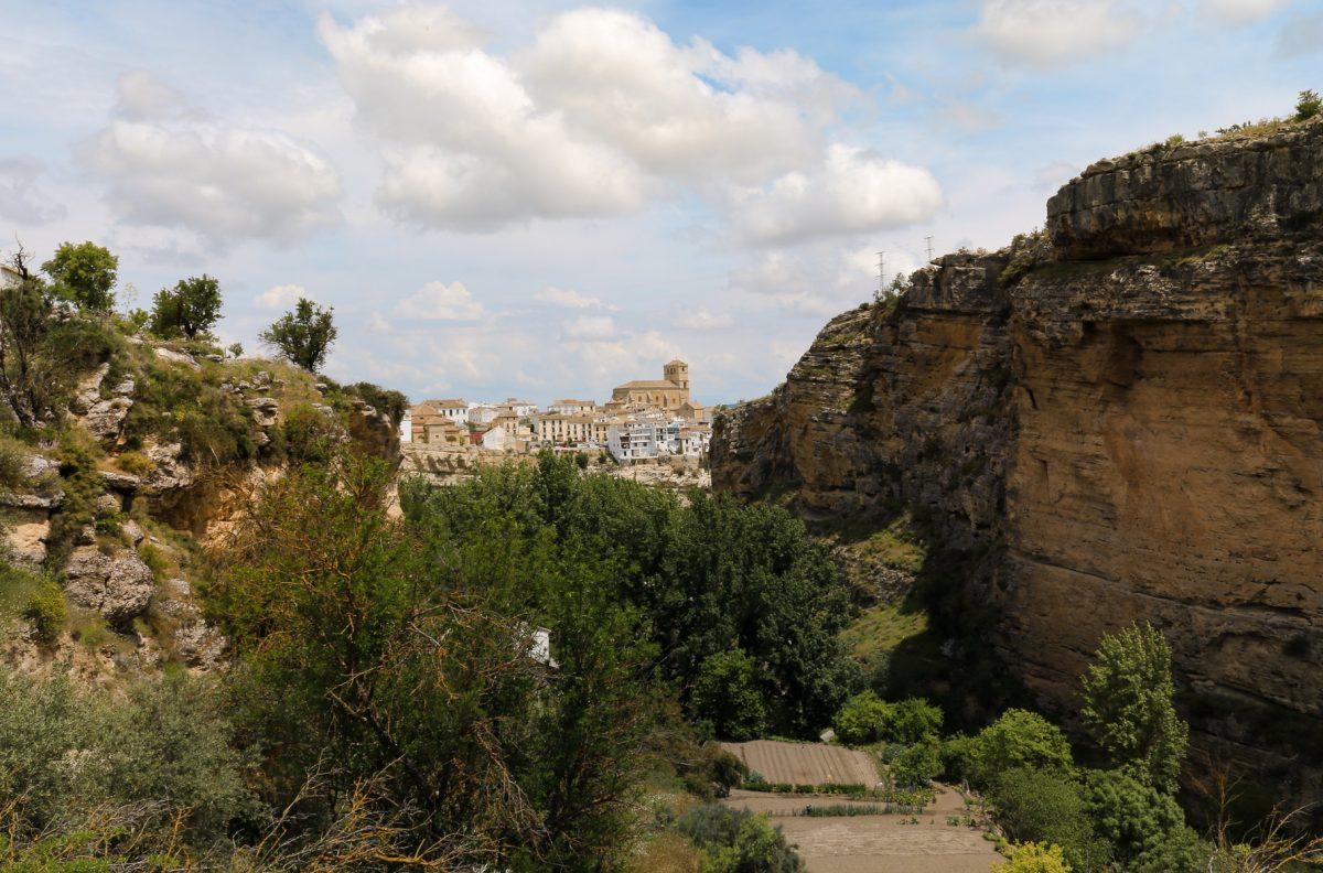 Tajos de Alhama Granada