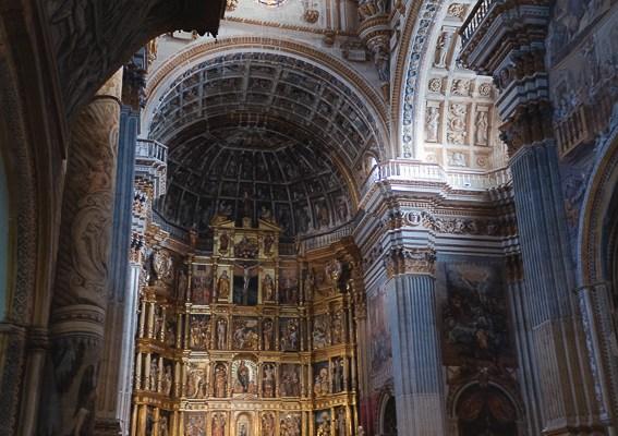 San Jerónimo de Granada monasterio