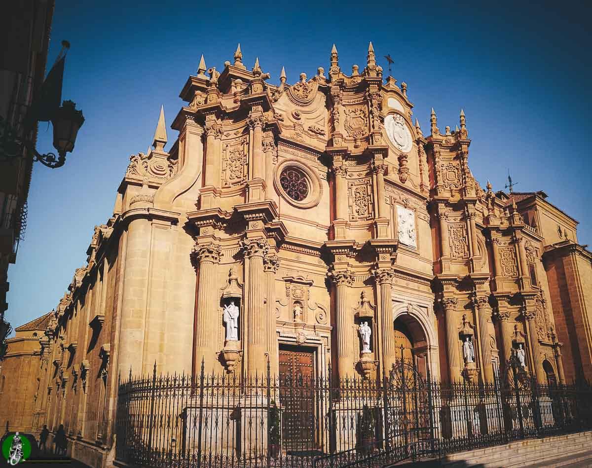 visita a la catedral de Guadix 1