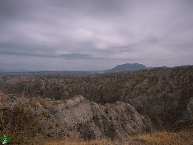 desierto de Gorafe cárcavas