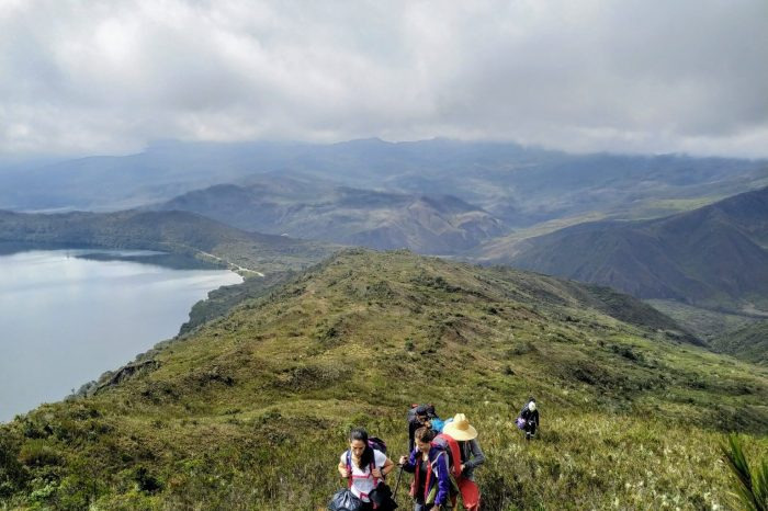 Full-Day Hike Tour to Chingaza Moorlands from Bogotá