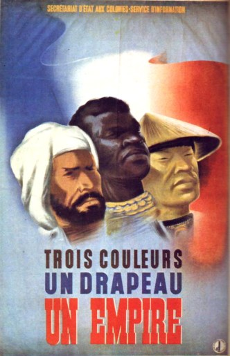 couleurs drapeau empire