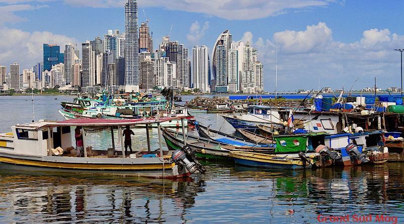 STAR FLYER : Escale à Panama