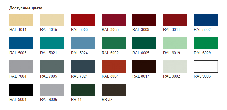 Металлочерепица Optima GL Classic/Modern Texture