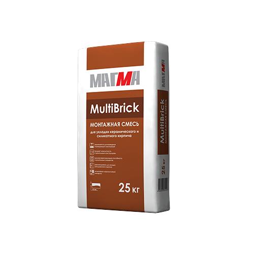Монтажная смесь МАГМА «MultiBrick»