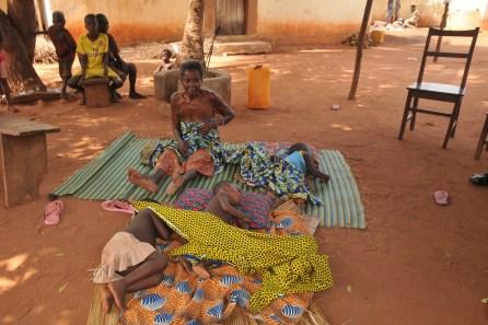Cour familiale à Kpomé F13_2426