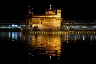 Le temple d'or