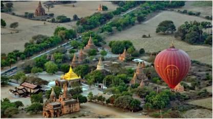 Rémy 1 Bagan - Birmanie 1