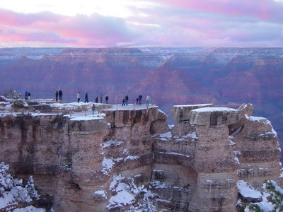 Grand Canyon Awesome Weather
