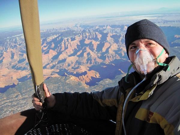 hot air balloon grand canyon # 17