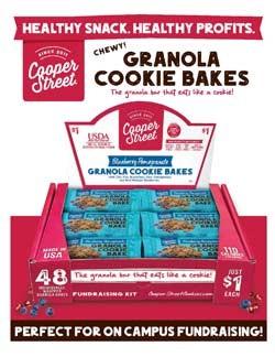 Granola Cookie Bakes