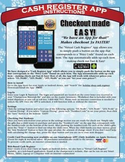 Cash Register App