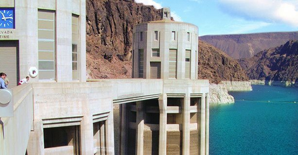 HOOVER DAM BUS TOUR