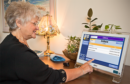 Kiplinger Showcases GrandCare Technology to Help Seniors Remain in Their Homes