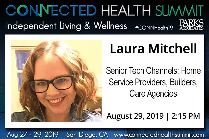 GrandCare CEO to Speak at Connected Health Summit