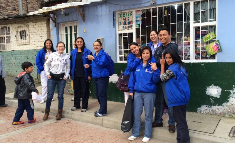 OSITA : (sensibilisation, dépistage et intervention pour les traumatismes) à l'intention des femmes déplacées à l'intérieur du pays, à Bogota, en Colombie
