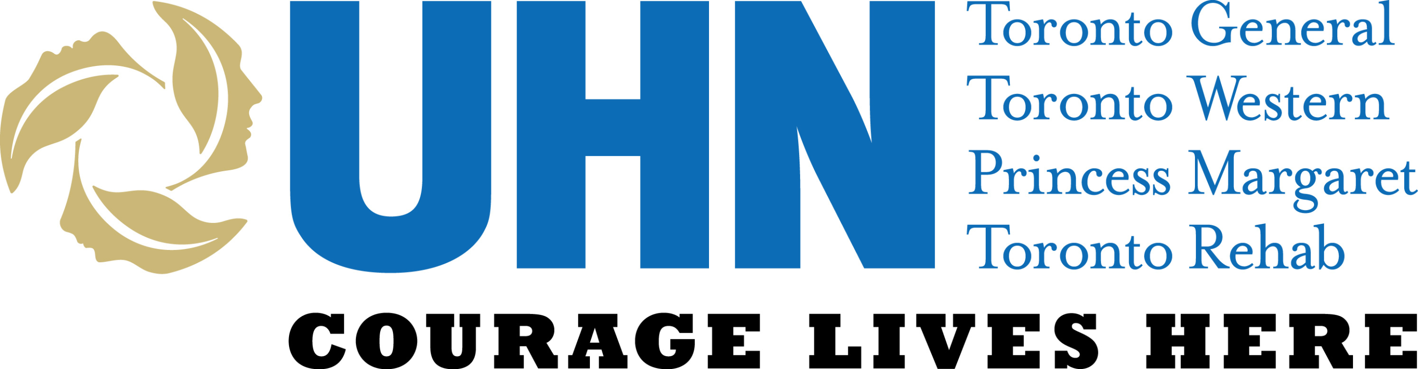 UHN logo with tag