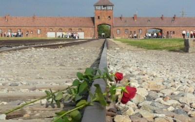 Exercices contemplatifs à Auschwitz