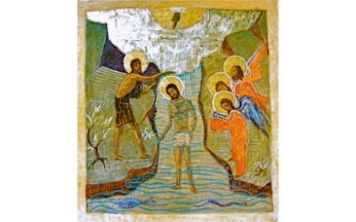 Preek van pastor Serge Molla voor de Doop van Jezus, zondag 12 januari 2020