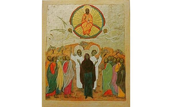 Prédication par le pasteur François Caudwell pour la fête de l'Ascension