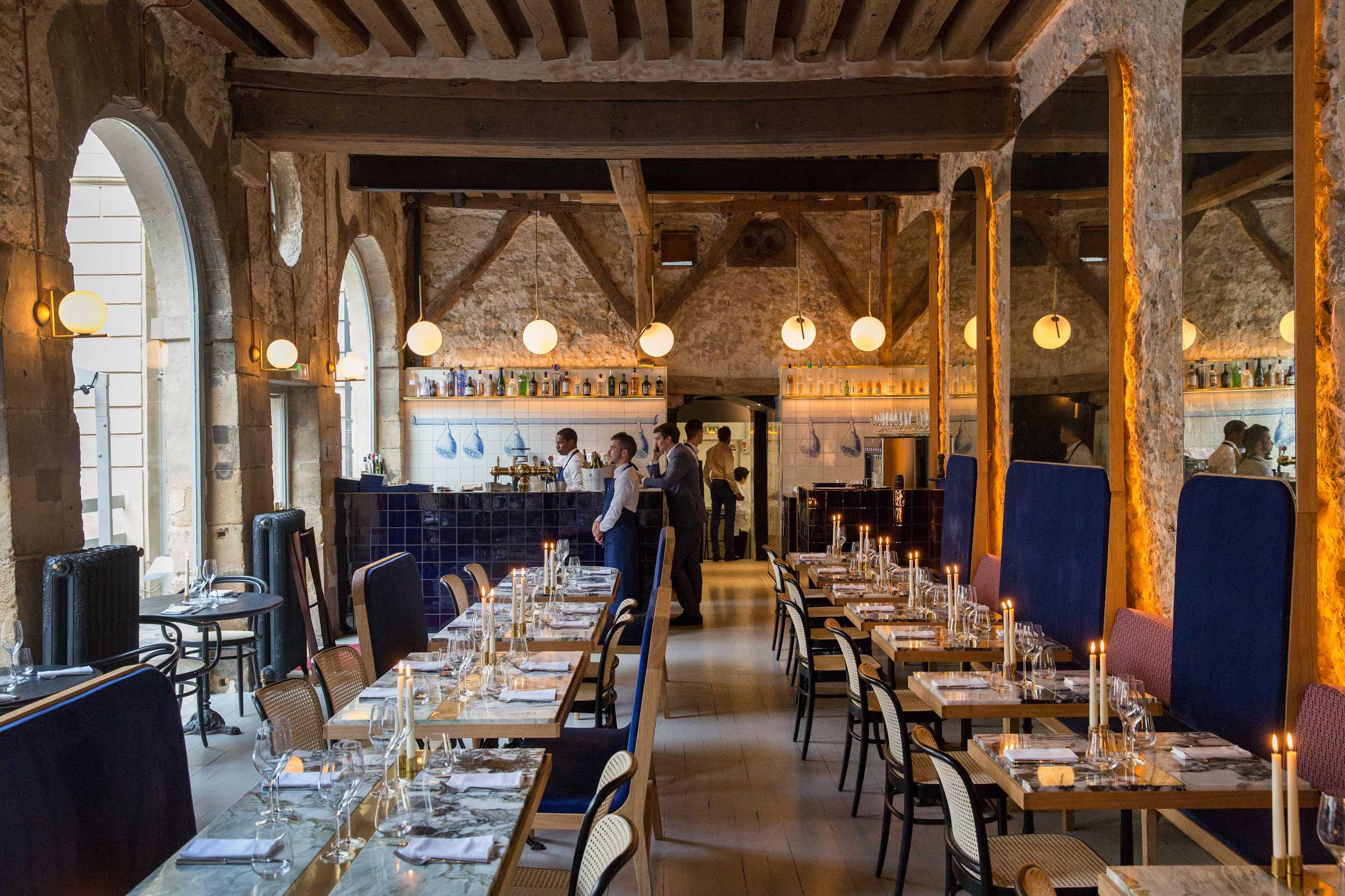 Grandcoeur Restaurant Amp Brasserie