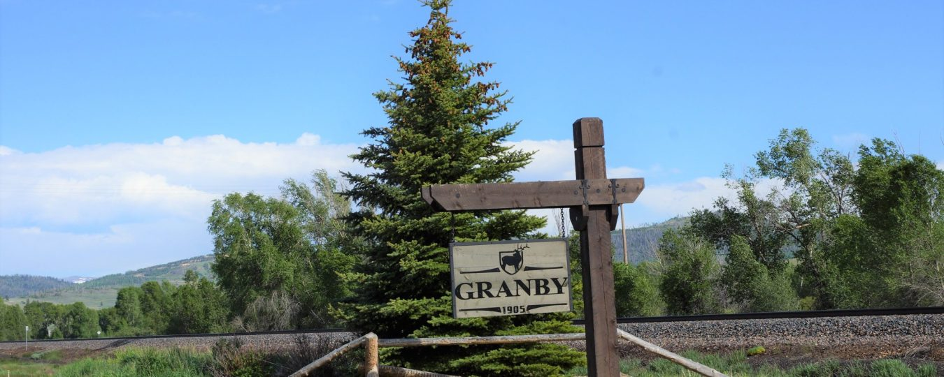 Granby City Sign